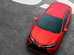 Toyota Yaris (Vios) Facelift Teased Ahead Of Launch