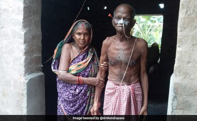 Coronavirus: 85-Year-Old Cancer Patient, Surendra Pati, His Wife ...