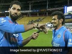 """Gain Some Weight"": Yuvraj Singh's Birthday Wish For Yuzvendra Chahal Leaves Fans In Splits"