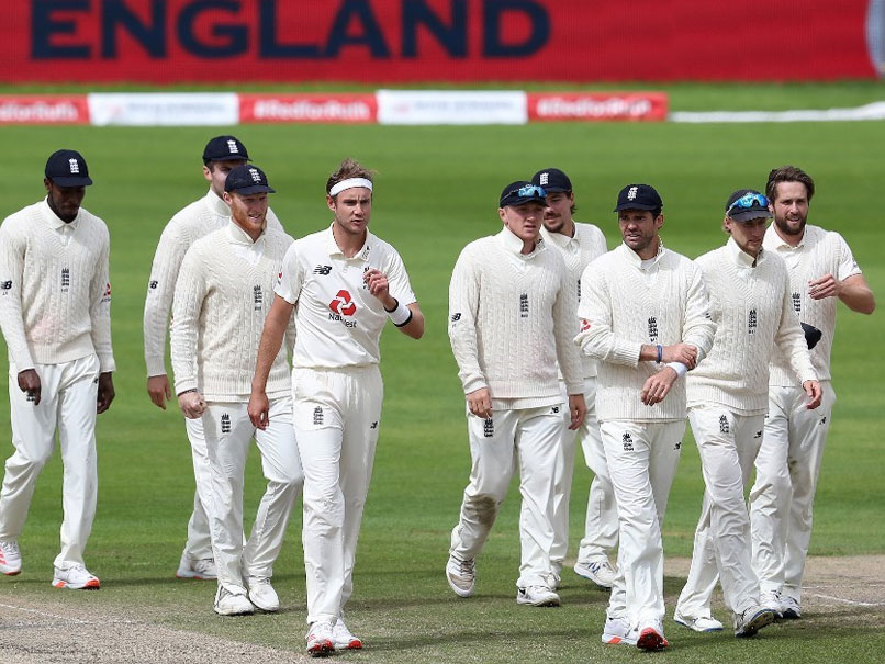 England Cricket Team for the Indian Test