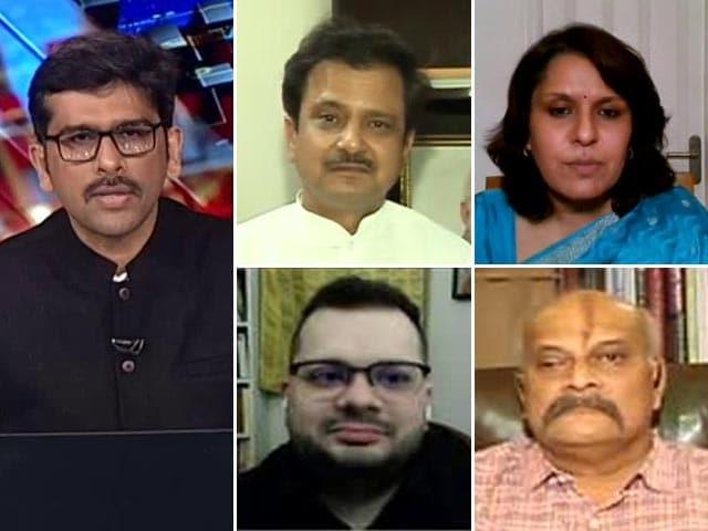 Video : English Medium vs Hindi Medium: Ashok Gehlot Attacks Sachin Pilot