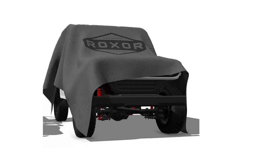 The Mahindra Roxor is based on the previous generation Thar