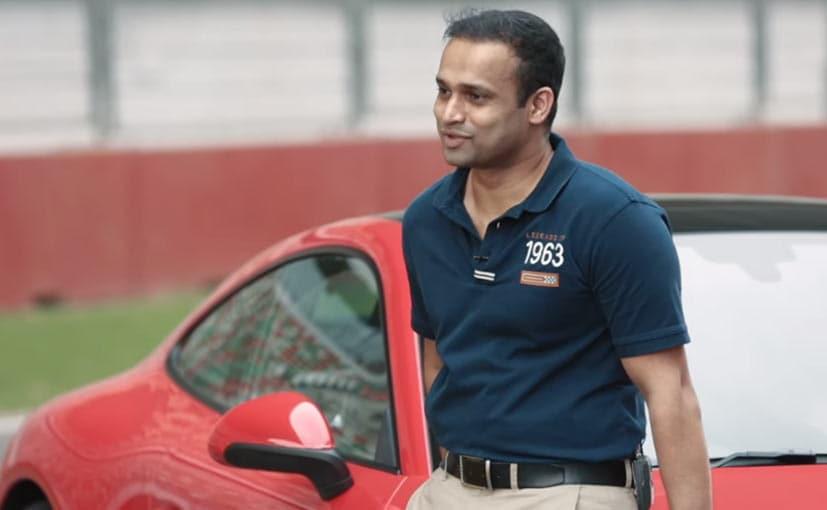Pavan Shetty took over as Director, Porsche India in 2016