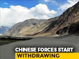 Video : India, China Withdraw In Key Ladakh Areas With New Buffer Zones