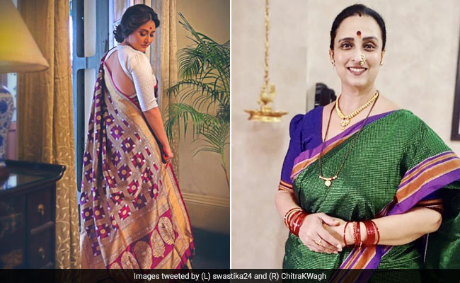 #SareeTwitter Trends As Users Celebrate 9 Yards Of Grace With Their Fave Pics
