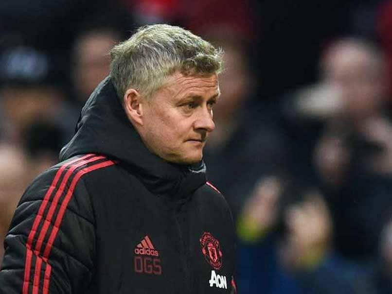 "Manchester United On ""Right Track"" As They Hunt Champions League Spot: Ole Gunnar Solskjaer"
