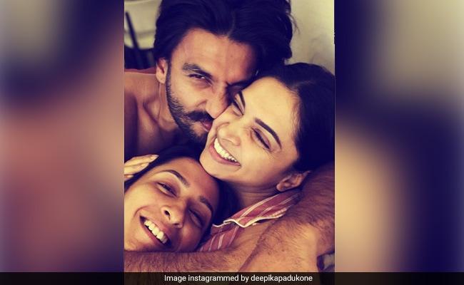 Deepika Padukone's Husband Ranveer Singh And Sister Anisha Know All Her 'Weird Talents'