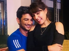 Month After Sushant's Death: 'You Made Me Believe In Love': Rhea Chakraborty Writes About Sushant Singh Rajput