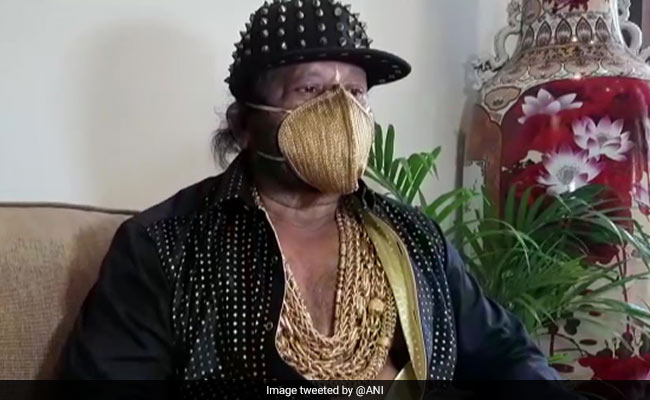 After Pune, Now Odisha Businessman Gets Gold Mask From Mumbai Worth Over Rs 3 Lakh