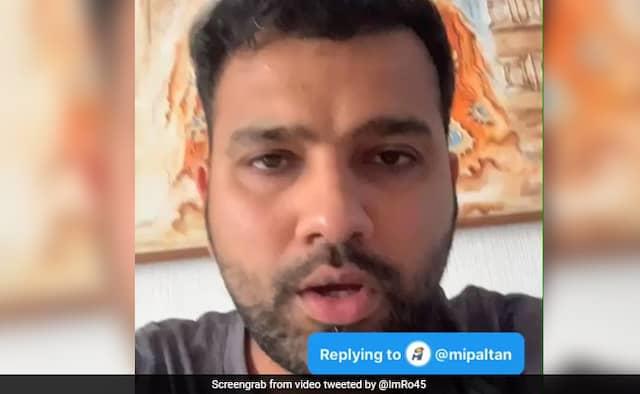 IPL 2020 Rohit Sharma wants sachin tendulkar and Shaun Pollock back in Mumbai Indians team