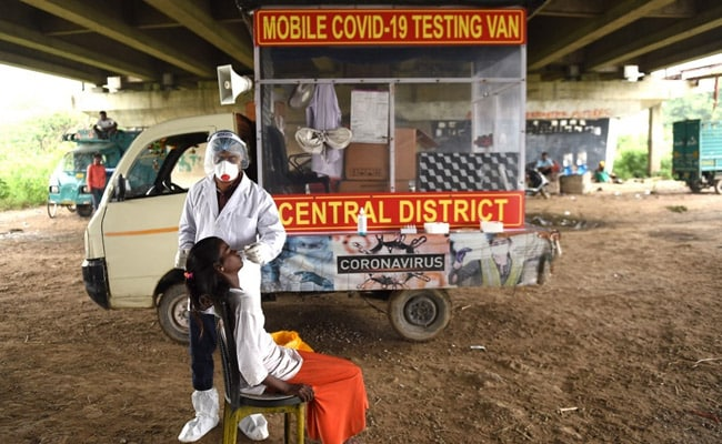 Coronavirus Live Updates: India Logs Highest 24-Hour Spike For Fifth Straight Day
