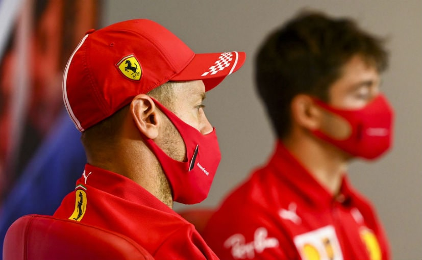 The outgoing Ferrari driver has expressed his displeasure for the 2021 tyres