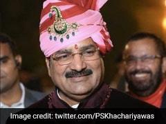Rajasthan Cabinet Minister Pratap Khachariyawas Tests Positive For Coronavirus