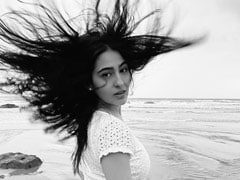 This Pic Of Sara Ali Khan Is All About Sea, Sand And A Good Hair Day