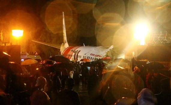 What Happened At Kerala Airport In The First 5 Minutes After Crash
