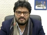 "Video : ""Met Amit Shah Day Before, Going Into Self-Isolation"": Babul Supriyo"