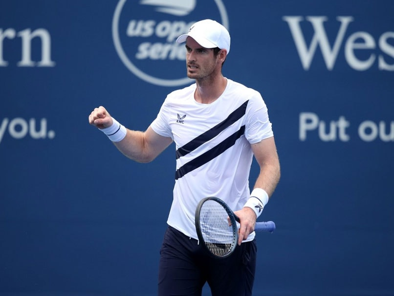 Milos Raonic Leads Andy Murray At The Western & Southern Open, Play Suspended