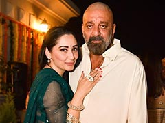 """Sanjay Dutt's Wife Maanayata Says They Will """"Fight Tooth And Nail,"""" Shares Some Treatment Details"""
