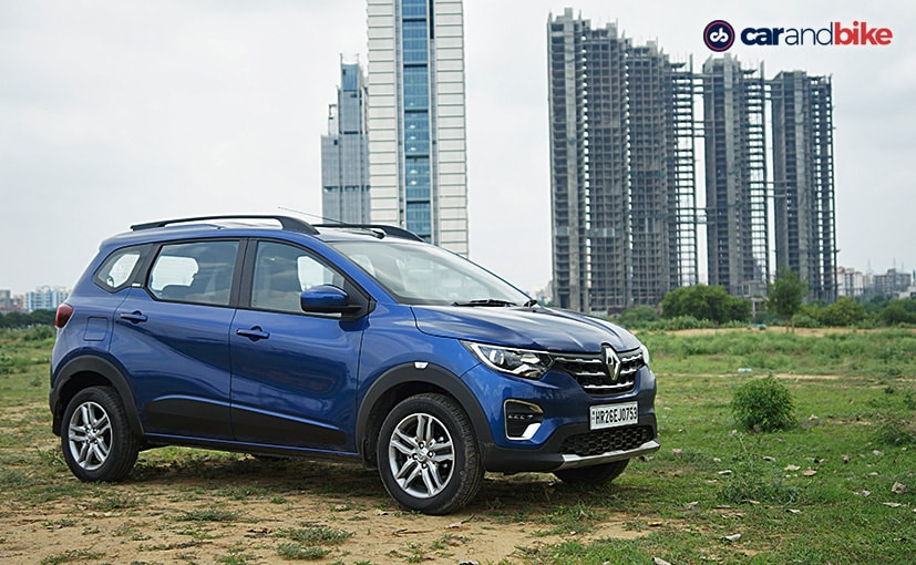 Prices for the Renault Triber AMT start at Rs. 6.25 lakh and go up to Rs. 7.29 lakh (ex-showroom, Delhi)