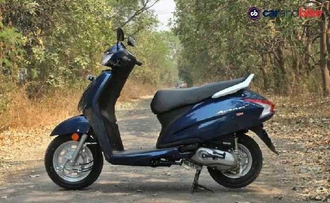 Honda sold 428,231 two-wheelers in the domestic market in August 2020.