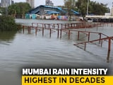 Video : Mumbai: Rain Reduces, Transport Services Resume