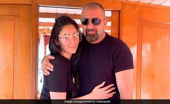 Sanjay Dutt's Wife Warns Against