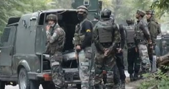 3 Terrorists Killed In Encounter In J&K's Baramulla