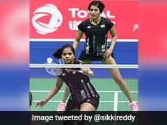Badminton Doubles Player N Sikki Reddy Tests Positive For Coronavirus