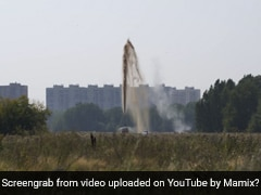 YouTuber Creates Giant Explosion With 10,000 Litres Of Coca-Cola