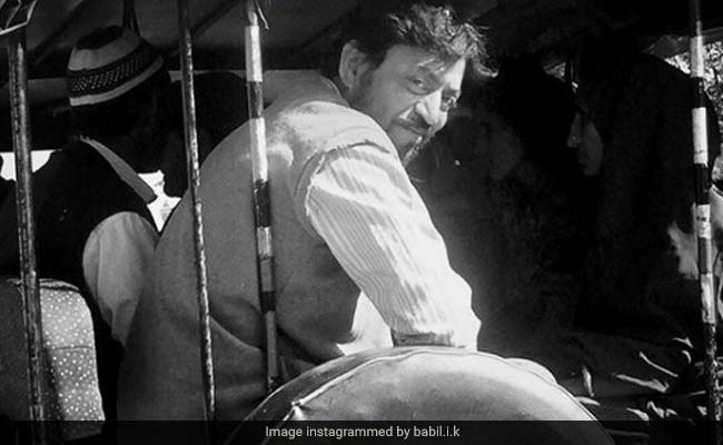 'Memories' From Irrfan Khan's Home Shared By Son Babil
