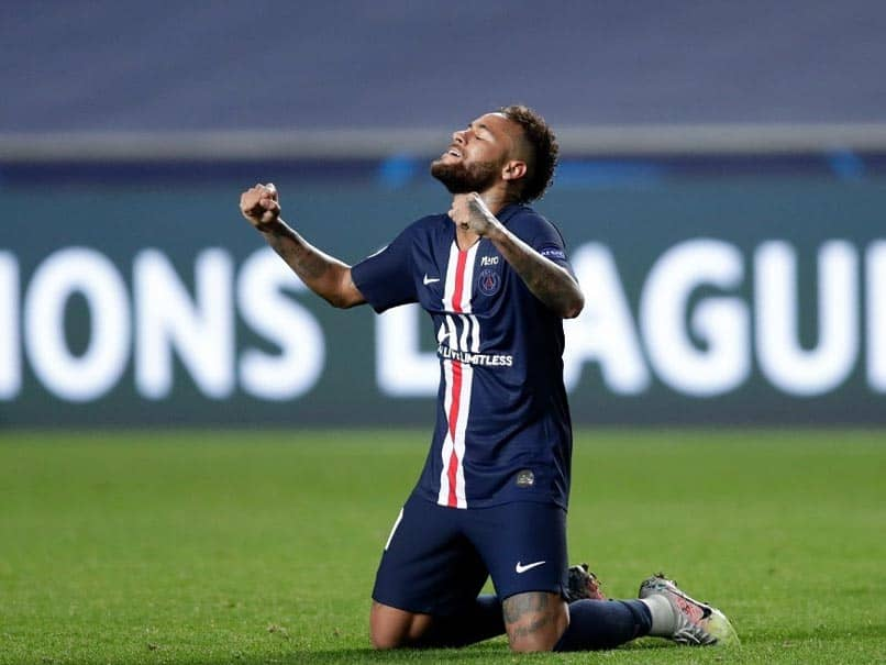 Champions League Final: Settled At Last, Neymar Ready To Deliver For PSG On Biggest Stage