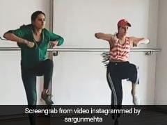 क्रिकेटर Yuzvendra Chahal की मंगेतर धनाश्री वर्मा ने सरगुन मेहता संग यूं किया भांगड़ा, बार-बार देखा जा रहा VIDEO