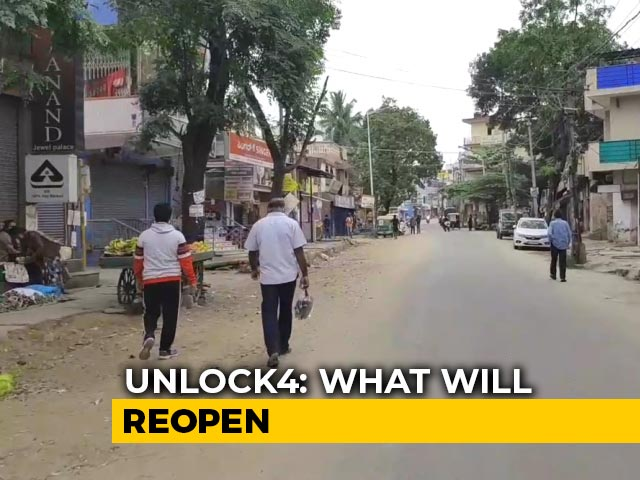 Video : Unlock4: What Will Reopen, What Remains Shut