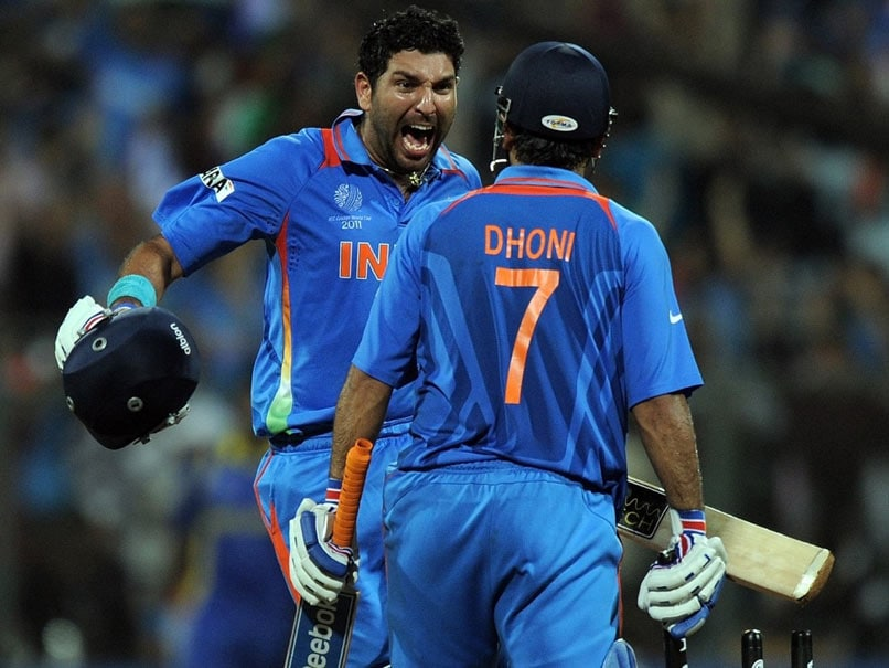 """MS Dhoni Retires: Yuvraj Singh Reminisces """"Lifting World Cup Trophies"""" With Ex-India Captain"""