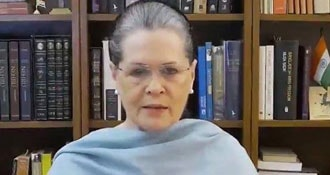 """""""Irreplaceable Comrade, Faithful Colleague And A Friend"""": Sonia Gandhi"""