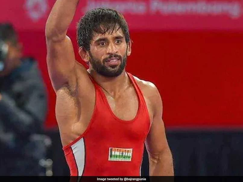 Bajrang Punia Says Olympic Qualification Has Helped Him Set Clear Goal For Tokyo Games