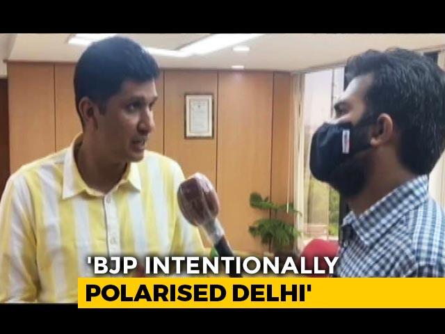 Video : Delhi's Shaheen Bagh Unit Joins BJP; Arvind Kejriwal's Party Alleges Plot