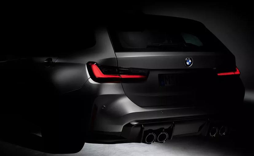 The BMW M3 Touring Wagon is expected to debut in 2023.