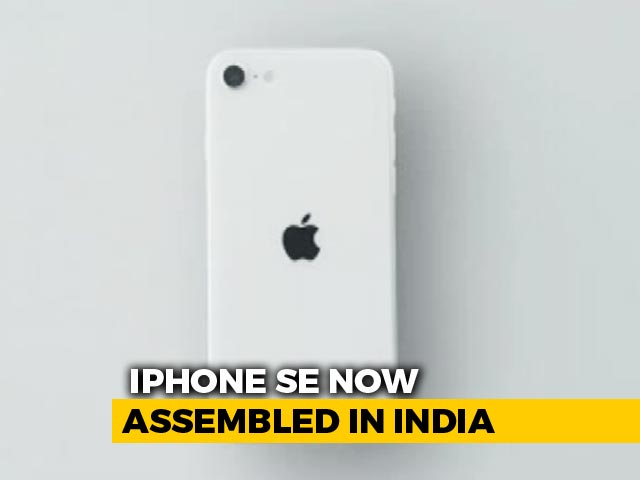Video : Apple Said to Plan Starting Online Sales in India Next Month