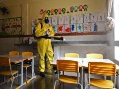 US Schools Reopen For In-Person Classes In Coronavirus Hotspots