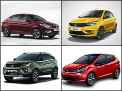 BS6 Tata Tiago, Tigor, Altroz & Nexon Prices Revised