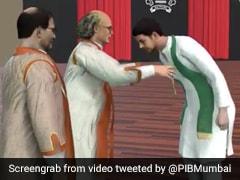 Digital Avatars Of IIT Bombay Students At Virtual Convocation. Watch