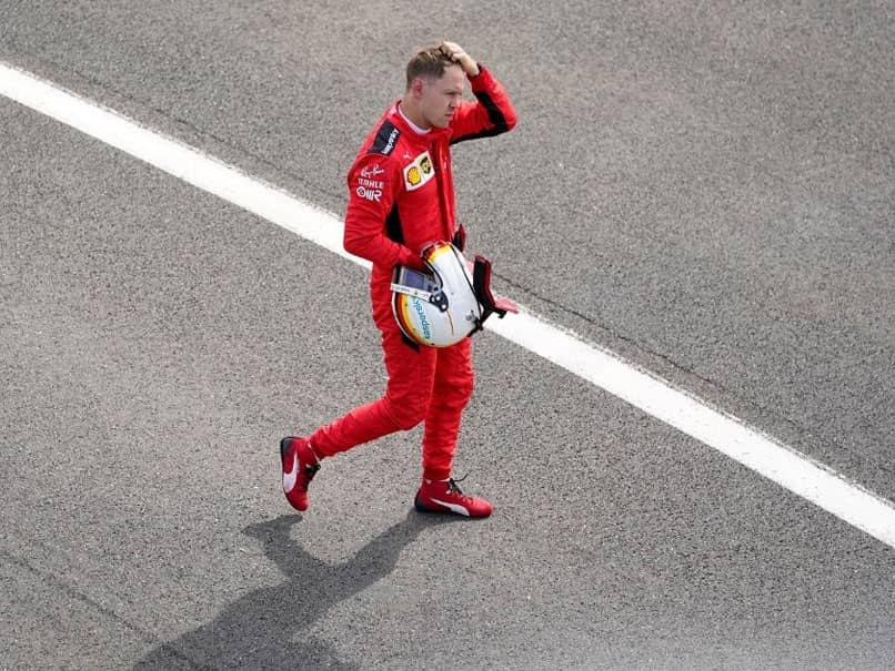 "Sebastian Vettel Warns F1 To Prepare For ""German Siberia"""