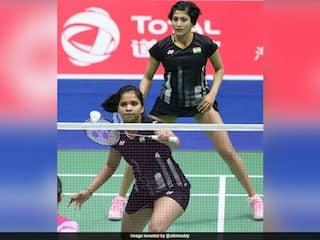 Badminton Doubles Player N Sikki Reddy Tests Negative For Coronavirus