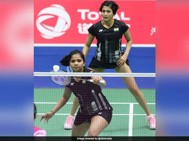 Badminton Doubles Player N Sikki Reddy Tests Negative For Coronavirus