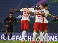 Champions Legaue: RB Leipzig Beat Atletico Madrid To Book Historic Meeting With PSG