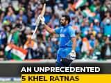 Cricketer Rohit Sharma, Wrestler Vinesh Phogat Among 4 Picked For Khel Ratna Award