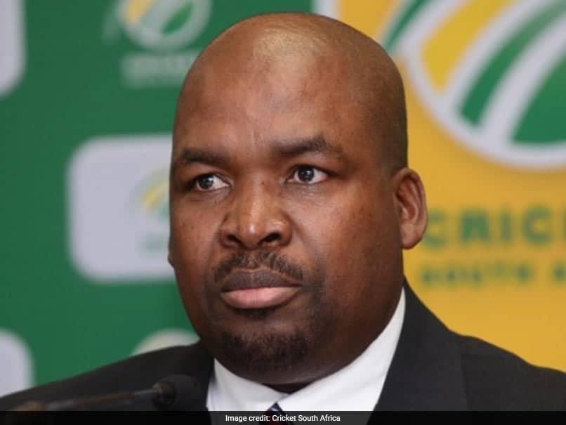 Cricket South Africa President Chris Nenzani Resigns