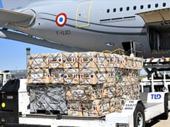 Emergency Aid Lands In Lebanon As World Offers Support
