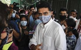जयपुर पहुंचे सचिन पायलट, कहा - पार्टी के भीतर अपनी बातों को उठाना विद्रोह नहीं, कोई मांग नहीं की